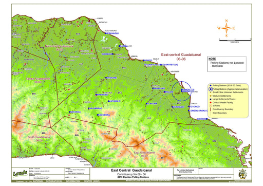 East Central Guadalcanal Constituency (A3)